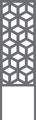 brise-vue cubes 542