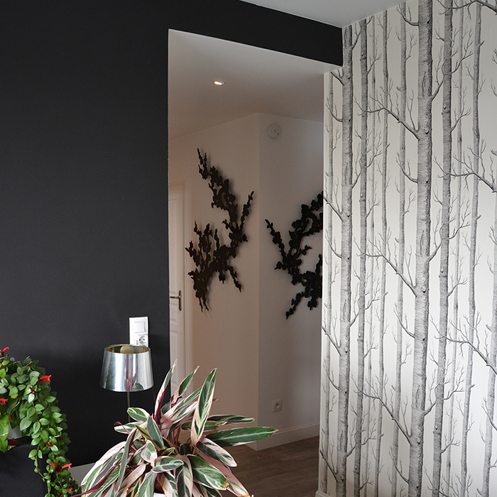 Brise vue terrasse palissadesign d coration int rieure for Decoration d un couloir