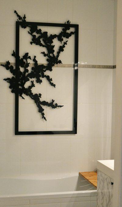 décoration intérieure de salle de bain