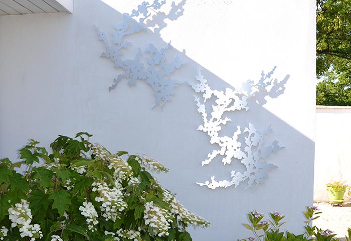 Brise vue terrasse palissadesign d corer un mur ext rieur brise vue terrasse palissadesign - Enlever la mousse sur un mur exterieur ...