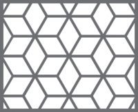 treillis cubes 1223