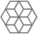 treillis cubes simple 660