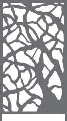 brise-vue et treillis arbre fresque pour terrasse
