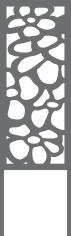 brise-vue fleurs pop 542