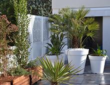 Décoration de terrasse et jardin