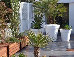 Décoration de terrasse